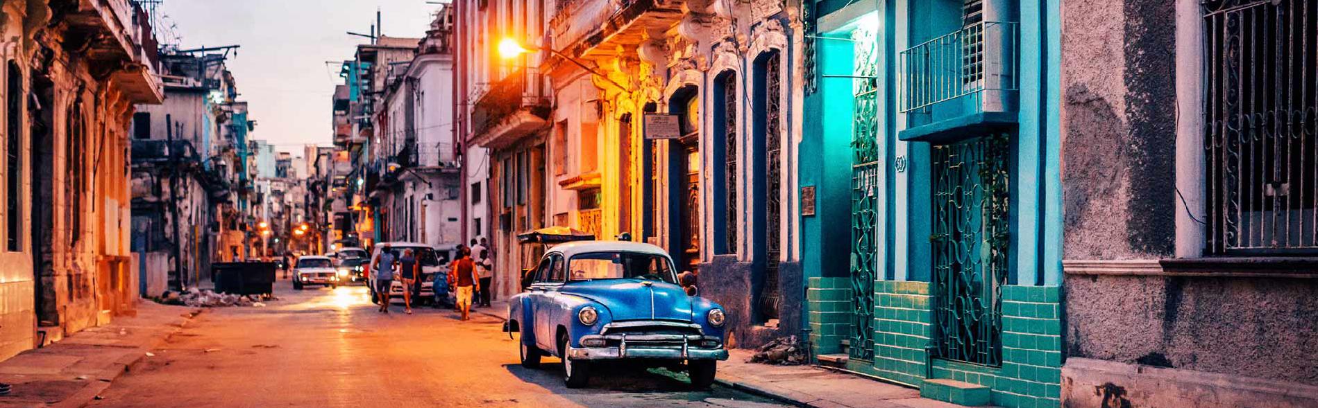 Cuba Fly and Drive 13 días