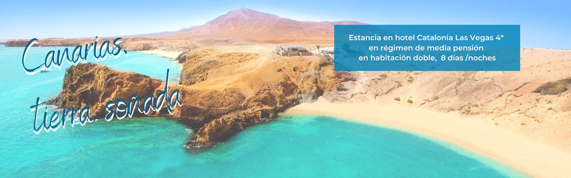 Canarias, tierra soñada