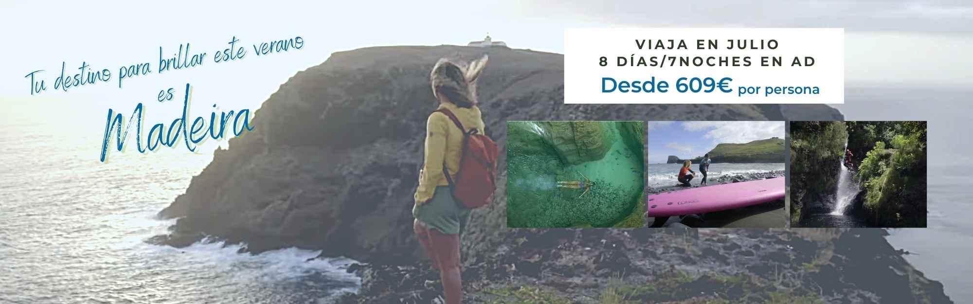 Madeira, tu destino para brillar este verano